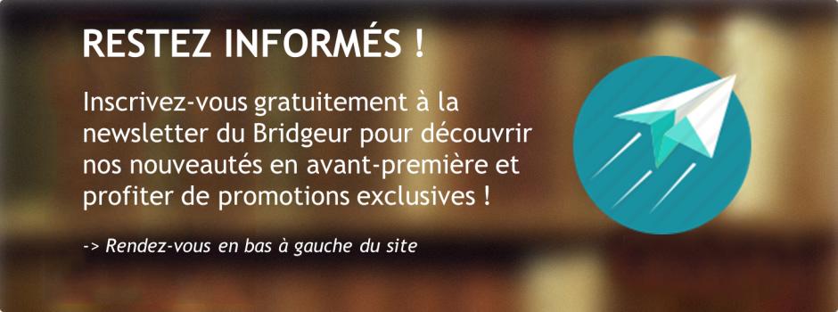Bannière Droite - Newsletter
