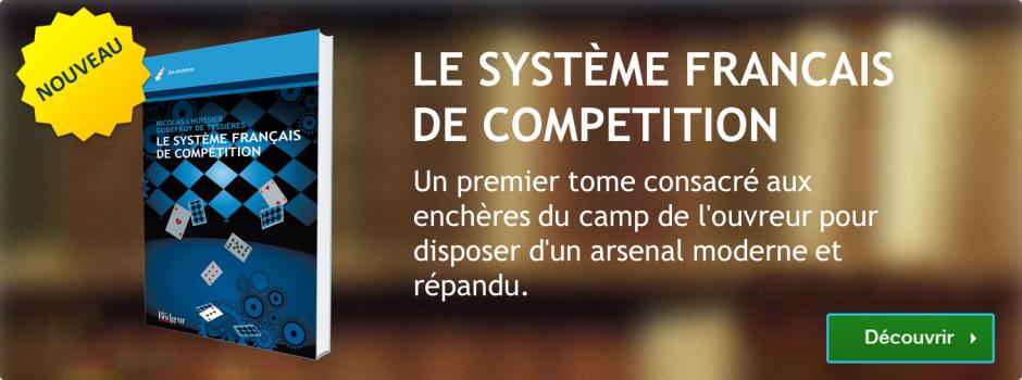 Bannière Droite - Système français de compétition
