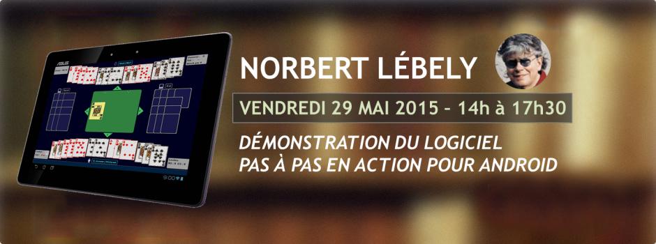 Bannière Droite - Démo Lébely pas à pas android