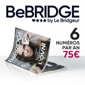 Abonnement Le Bridgeur - 1 an