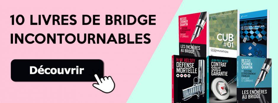10 livres de bridge incontournables