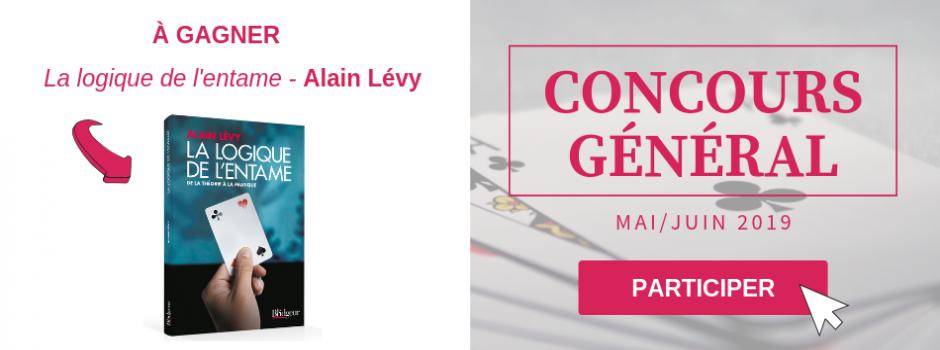 Concours Général mai 2019