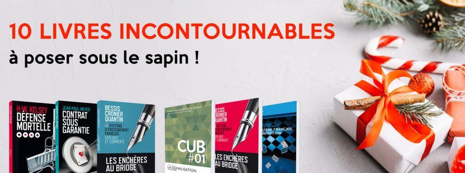 bannière noel best sellers livres