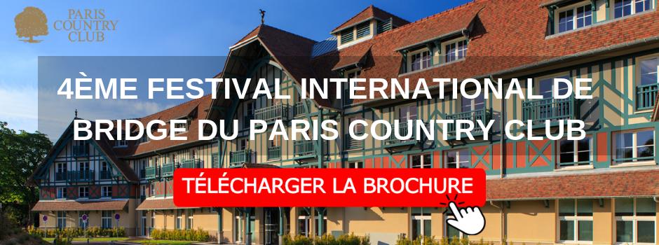 bannière festival paris country club