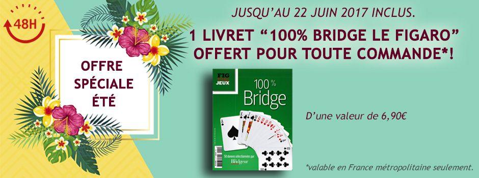 Bannière Figaro Bridge Offert