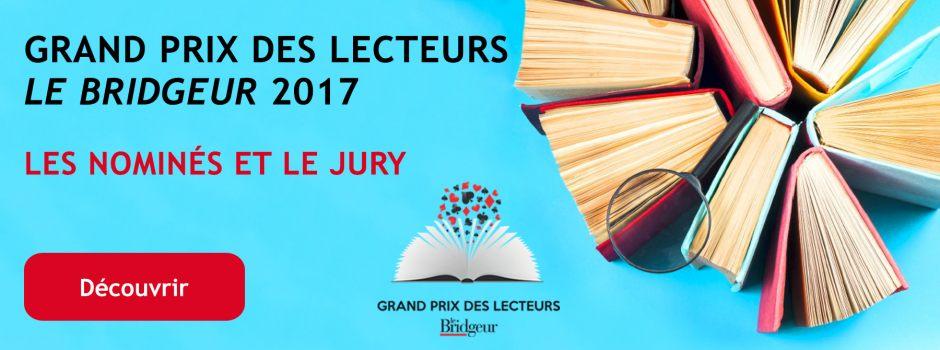 Bannière Grand Prix des lecteurs - Jury et nominés