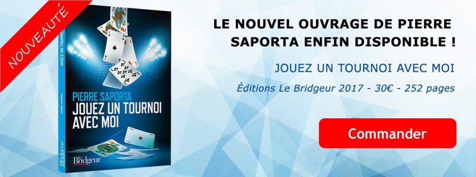 Bannière - Pierre Saporta nouveauté