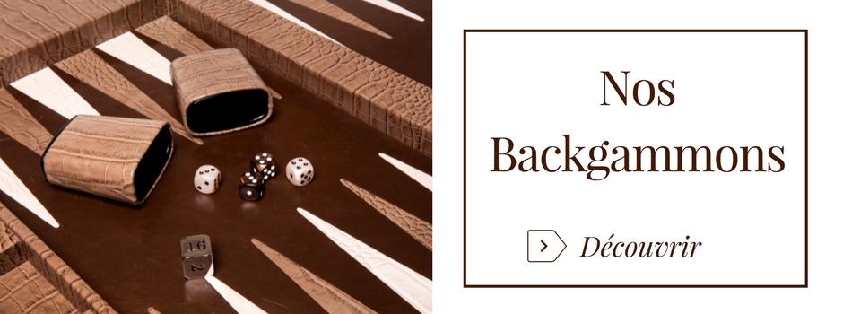 bannière backgammon