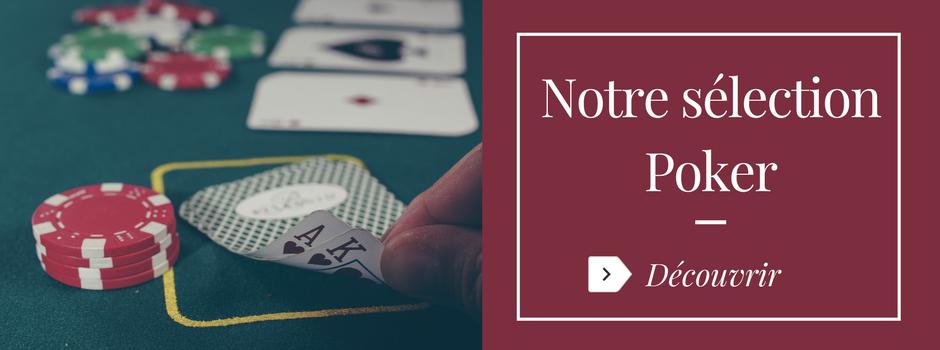 Bannière Poker