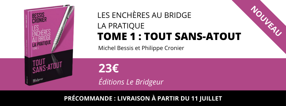 Enchères au bridge T1 : Tout Sans-atout