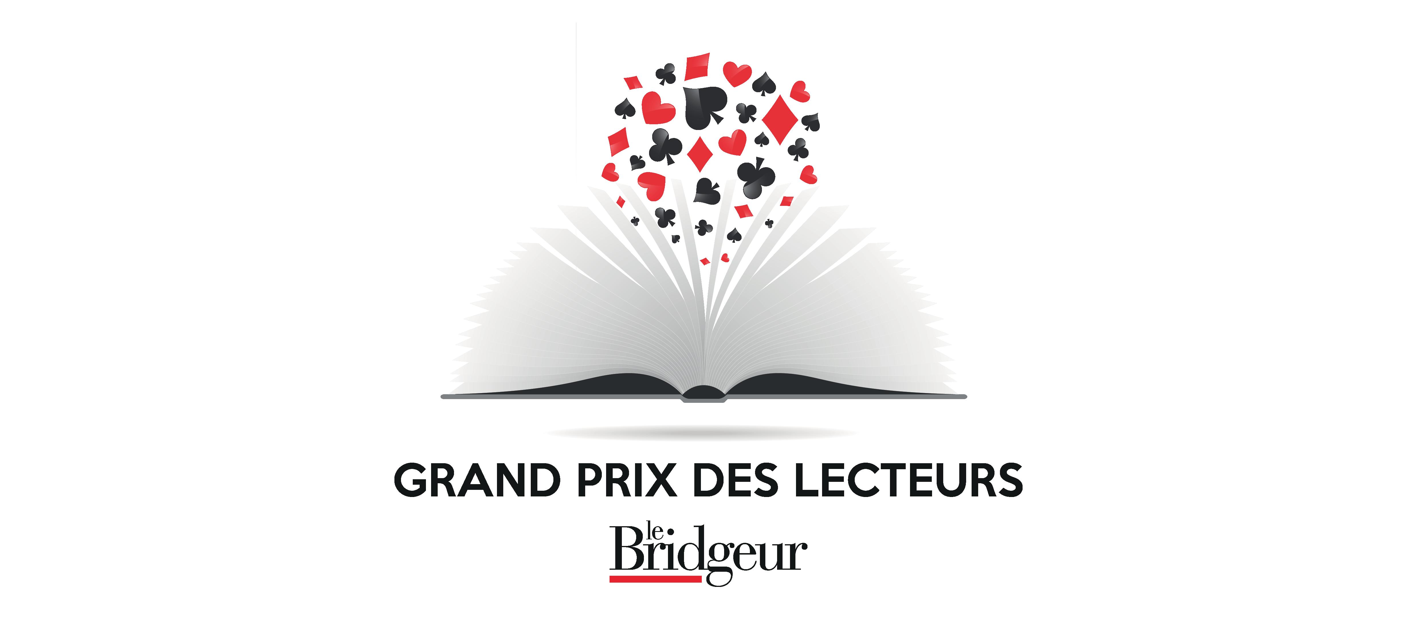 Logo du grand prix des lecteurs du Bridgeur